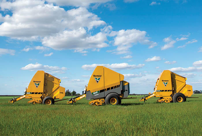 New product spotlight: 604 R-series balers