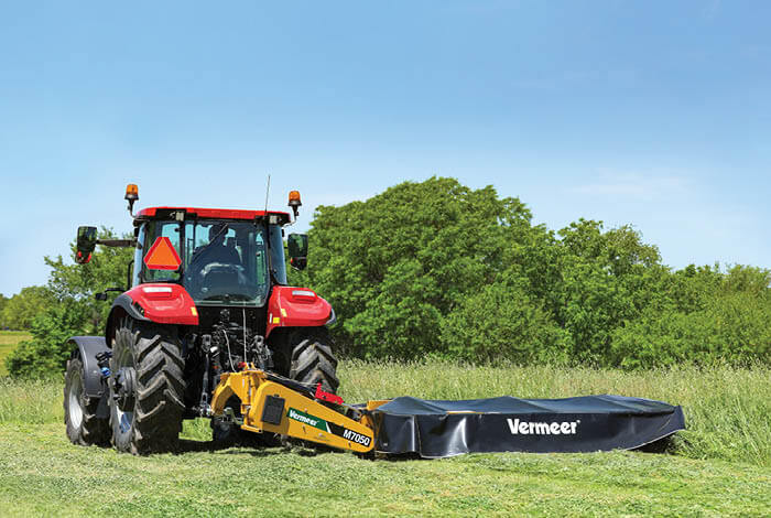 New mowers ease decades-old 3-point hitch headaches