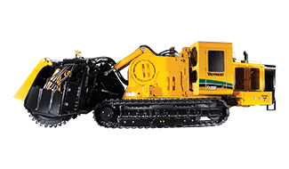 Machines d'excavation de surface Terrain Leveler