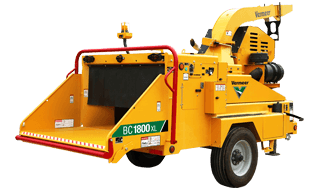 BC1800XL Tier 3 Brush Chipper