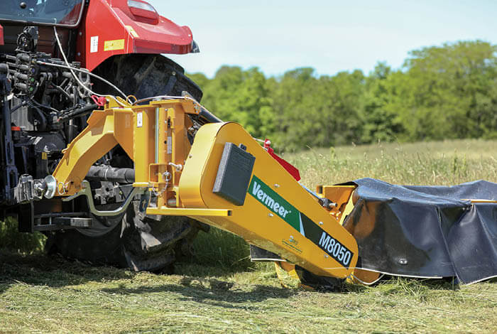 Product spotlight: 50-series mowers
