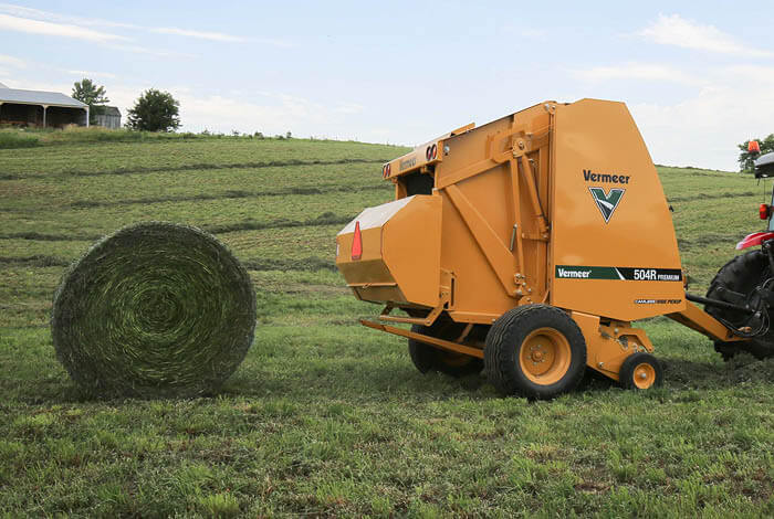 New product spotlight: 504 R-series balers