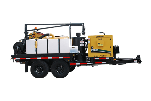 Vermeer LP SDT Vacuum Excavator for Wet & Dry Applications