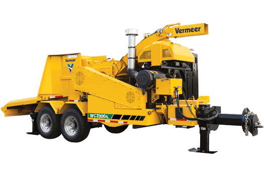 WC2300XL Whole Tree Chipper
