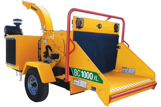 BC1000XL Tier 4i (Stage IIIB) Brush Chipper