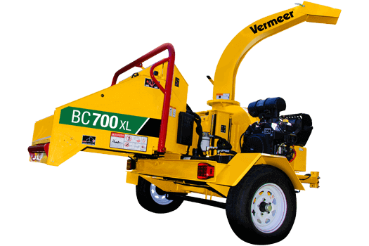 BC700XL Brush Chipper