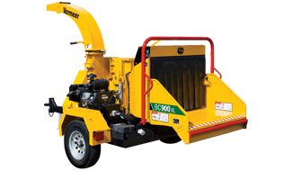 BC900XL Brush Chipper