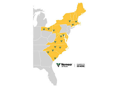 Vermeer Mid Atlantic Announces Acquisition of Vermeer Northeast