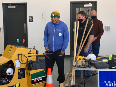 Industry partnership fulfills young Wisconsin man's Make-A-Wish day
