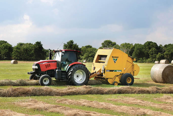 Johnson family comes full circle on Vermeer balers