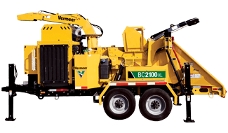 BC2100XL Tier 4 Final Brush Chipper