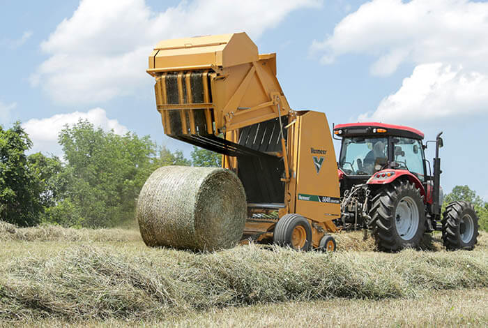 An all-star lineup of high-performance balers