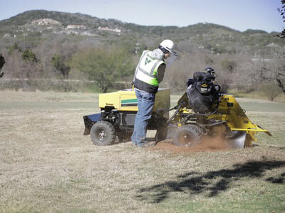 New Vermeer SC382 Stump Cutter Delivers a Powerful Performance