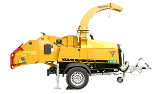 BC200 Brush Chipper