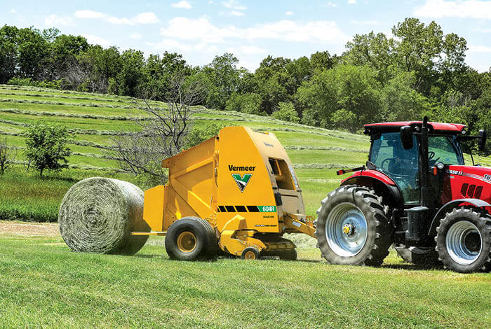 Introducing the 604 R-series balers