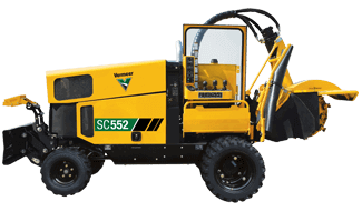 SC552 Stump Cutter