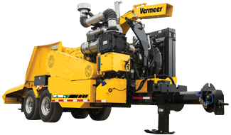 WC2500XL Whole Tree Chipper