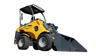Compact Articulated Loaders