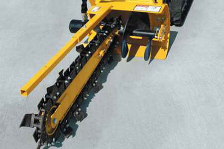 Standard trencher