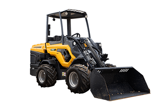 ATX850 Compact Articulated Loaders