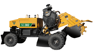 SC382 Stump Cutter